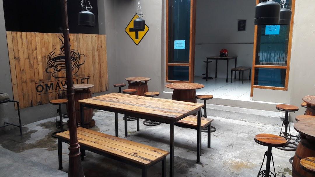 kafe kampung inggris pare